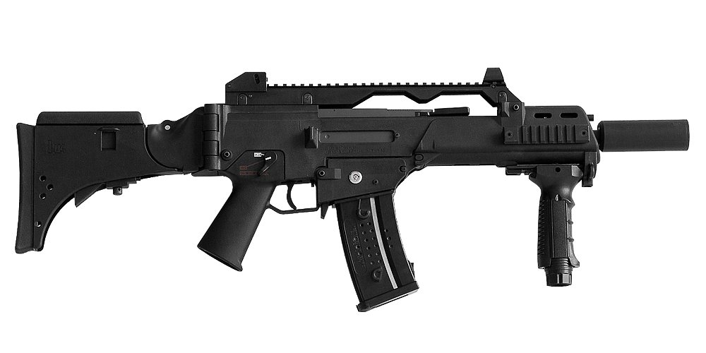 laser tag rifle g36c